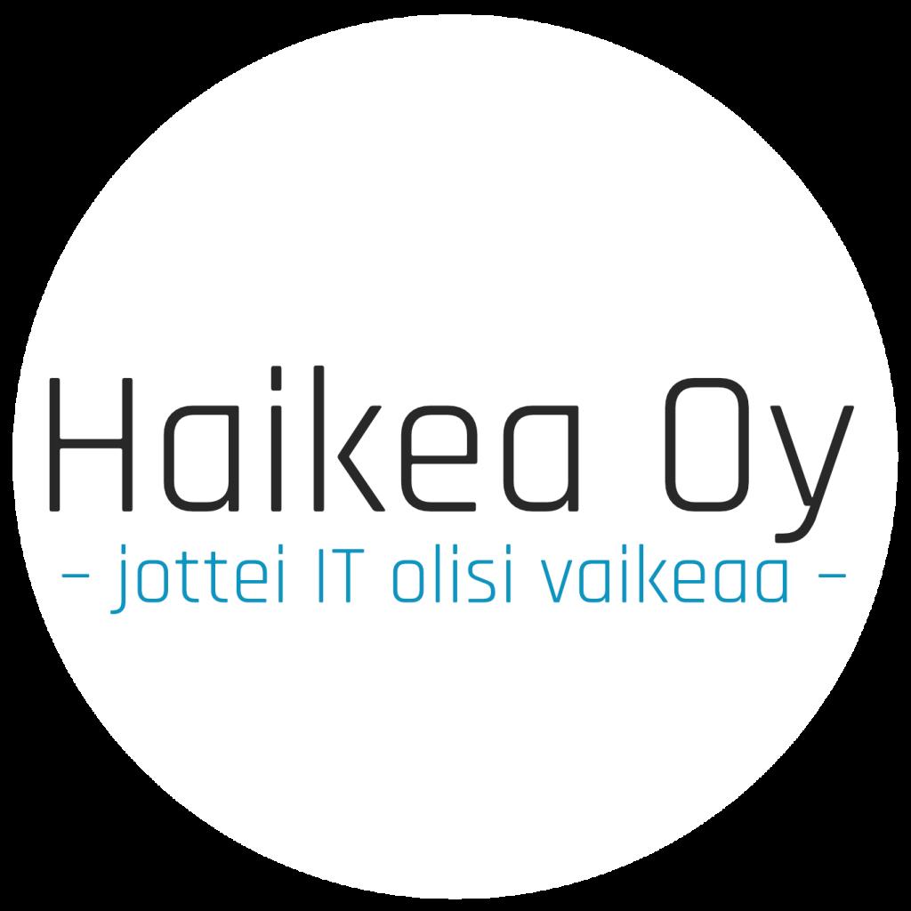 Haikea Oyn logo